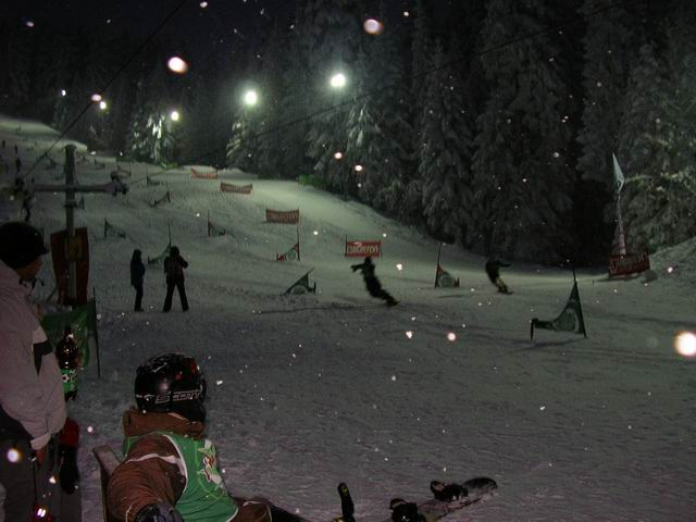 Burton tour in Borovets