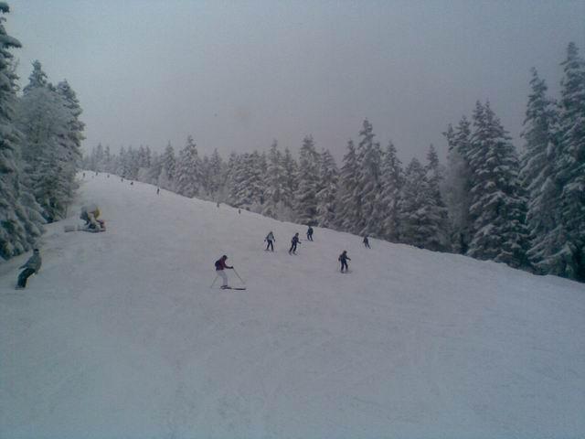 Yastrebets 2 a.k.a. Petar Popangelov slope
