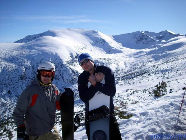 Borovets,2007, one of my first rides there