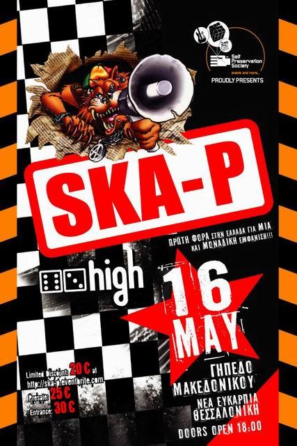 ska-p poster